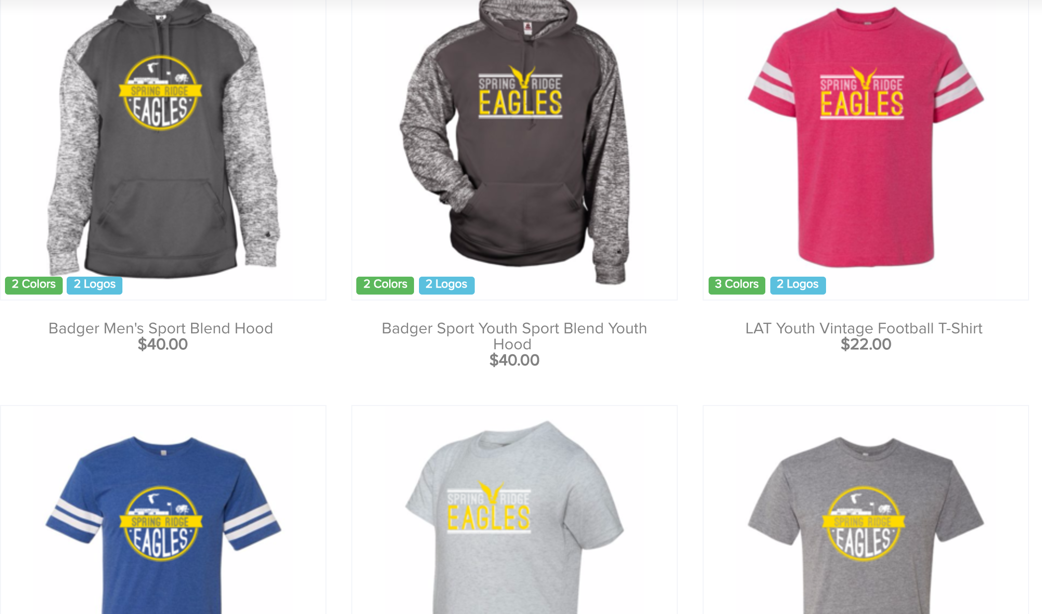 Order Your Apparel
