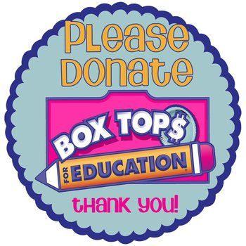 Clip Those Box Tops All Year Long!